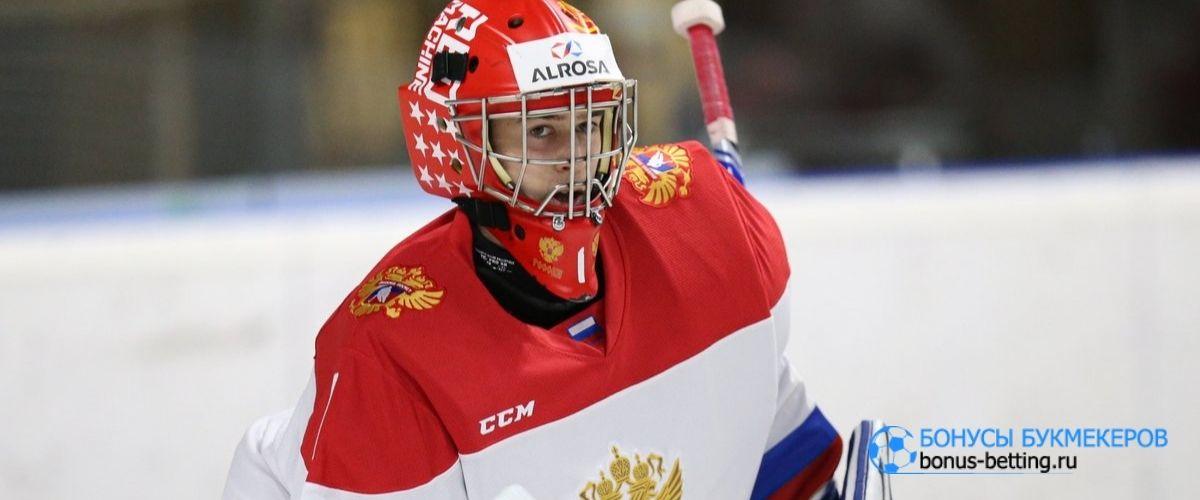 Вратарь России - прирожденный лидер