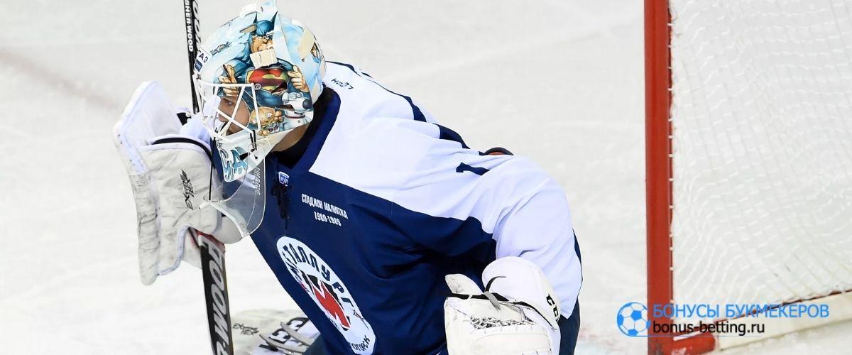 Артем Загидулин дебютировал в НХЛ