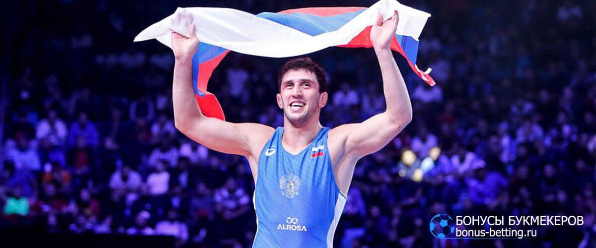 Чемпионат России по вольной борьбе 2021 трансляции