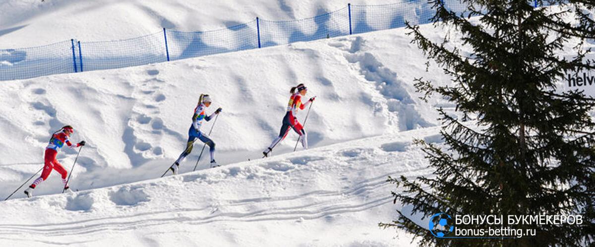 лыжные гонки чемпионат мира