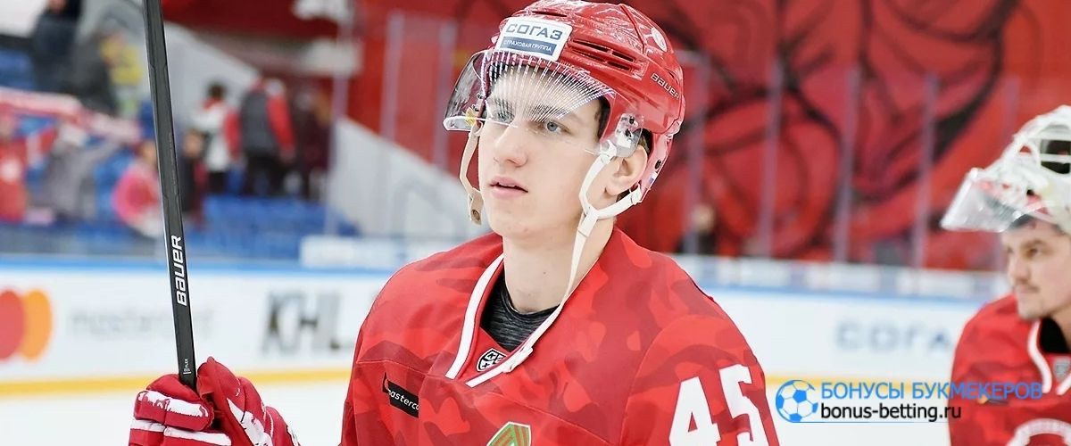 Дамир Жафяров продолжит карьеру в НХЛ