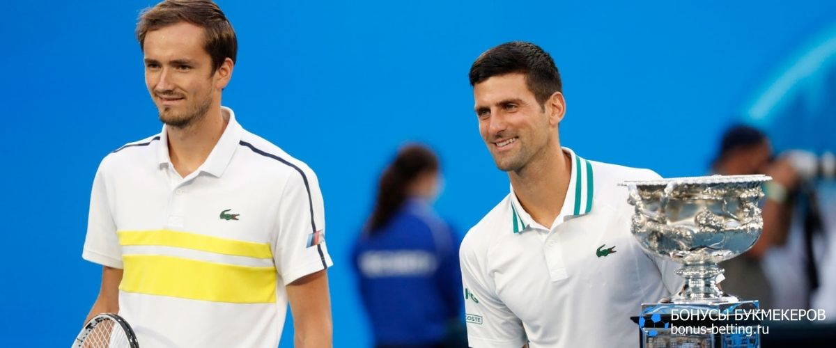 У Джоовича 9 победа на чемпионате Австралии по теннису