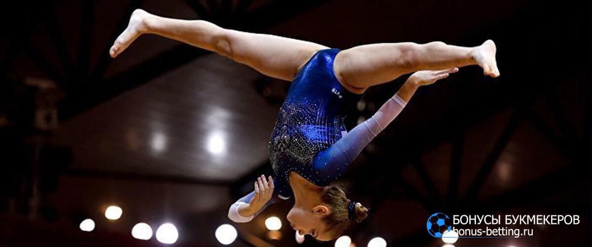 россия чемпионат по спортивной гимнастике 2021