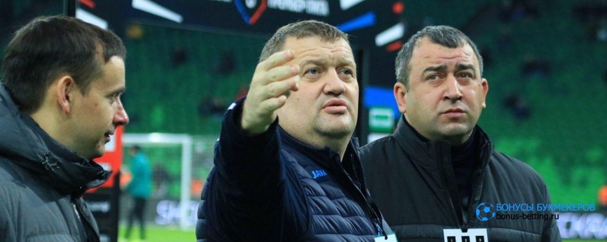 Худяков оплатил сборы Тамбова