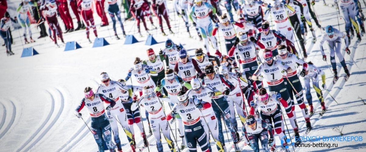Лыжные гонки в Нове-Место 2021: участники