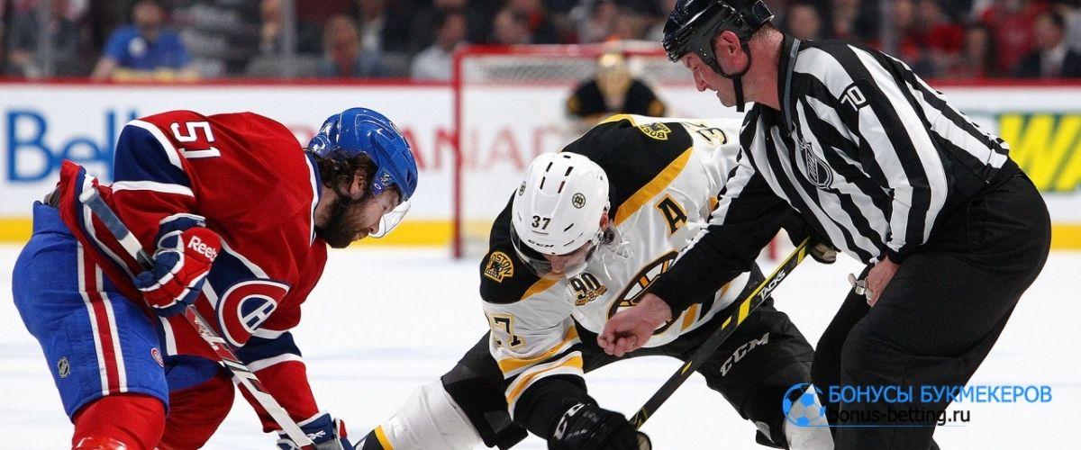 НХЛ снова перенесла матчи