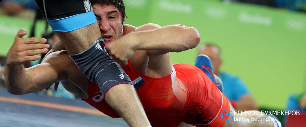 Чемпионат России по вольной борьбе 2021 участники