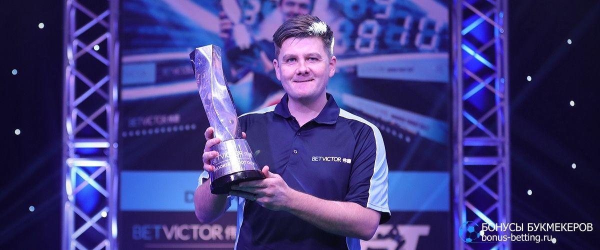 Райан Дэй - победитель Snooker Shoot Out 2021