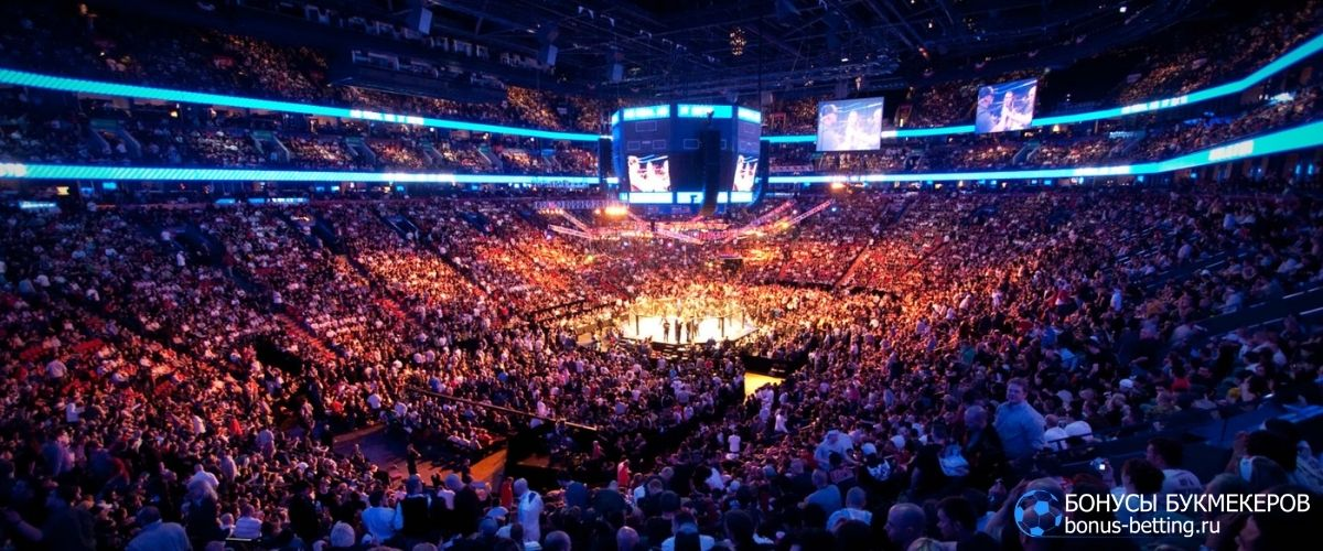 UFC 259: дата и время
