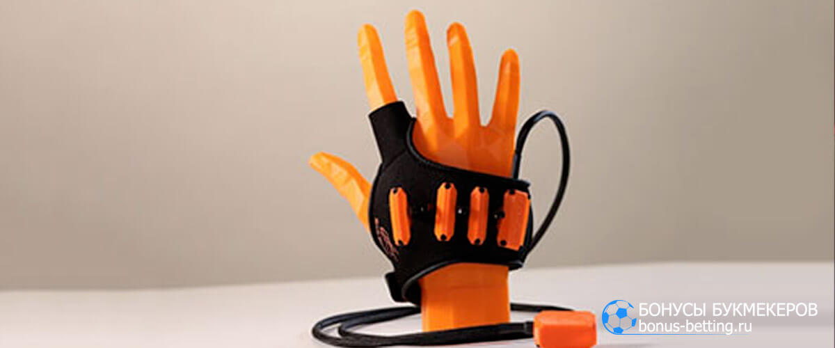 нейроперчатка для геймеров