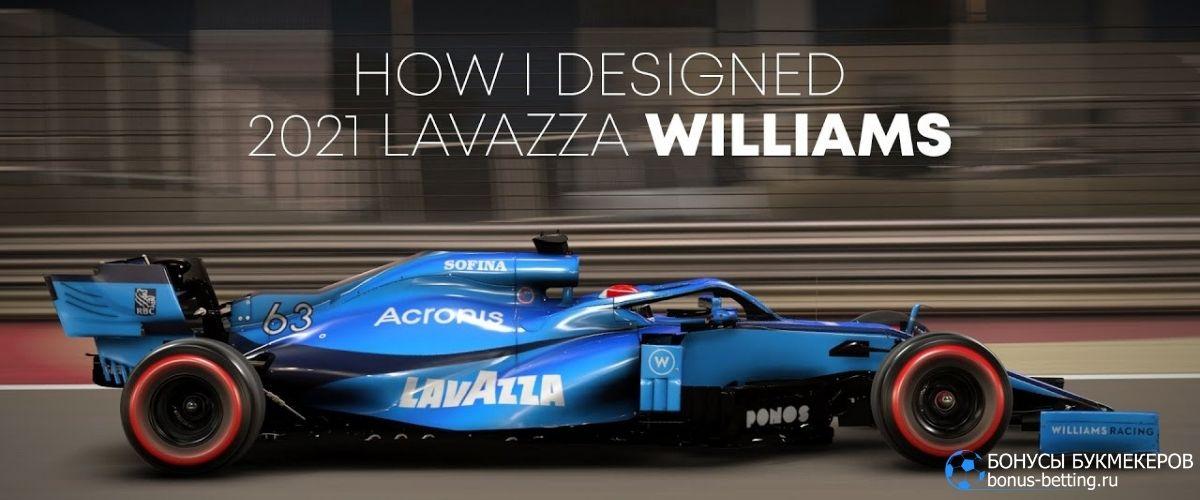 Болиды Формулы-1 2021: Уильямс FW43-B