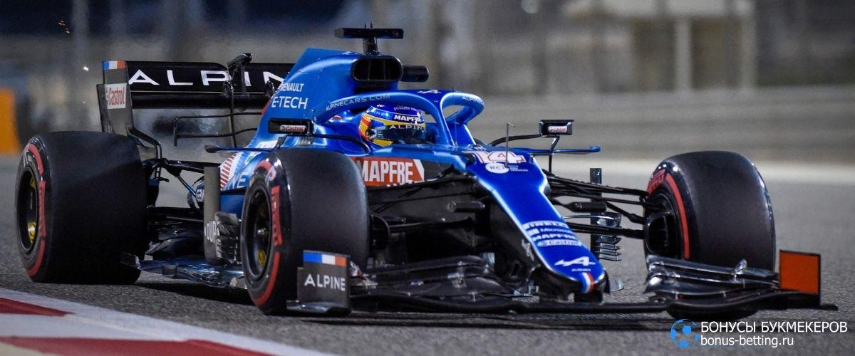 Прогноз на Гран-при Бахрейна 2021