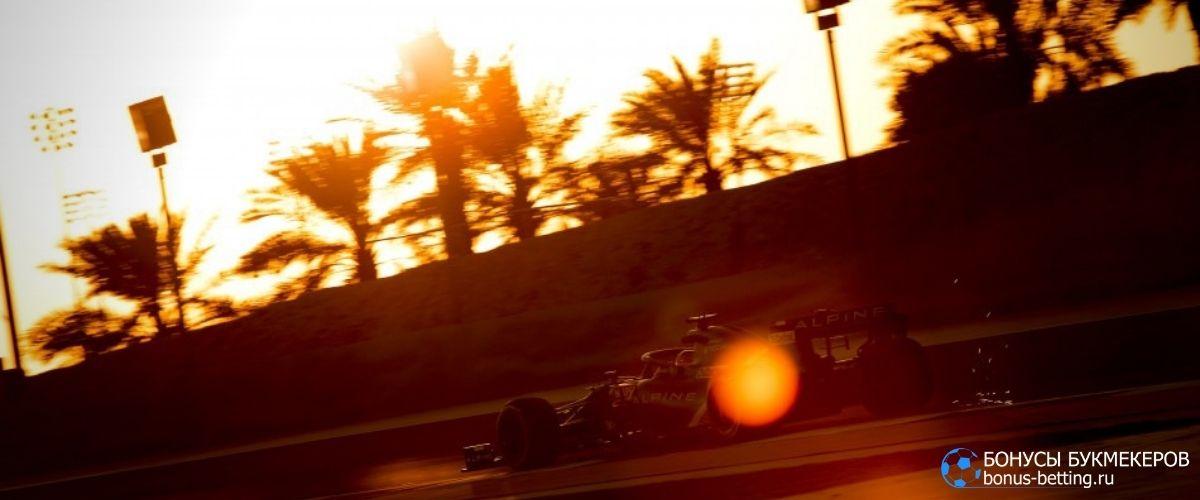 Гран-при Бахрейна 2021: расписание