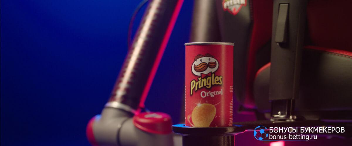 кресло от Pringles