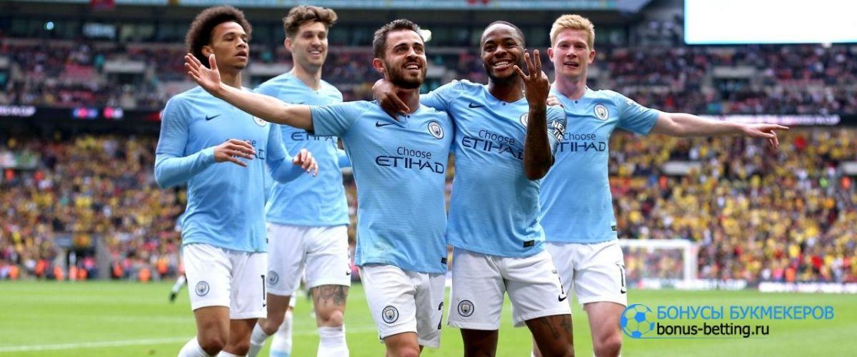 Манчестер Сити одержал 21-ю победу подряд