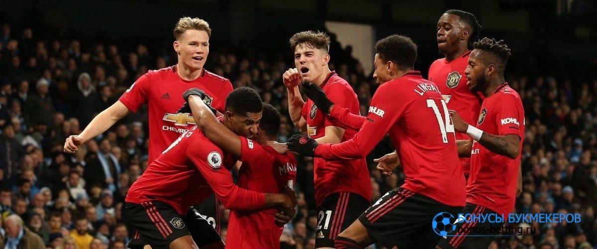 Манчестер Юнайтед рвется в Лигу Чемпионов
