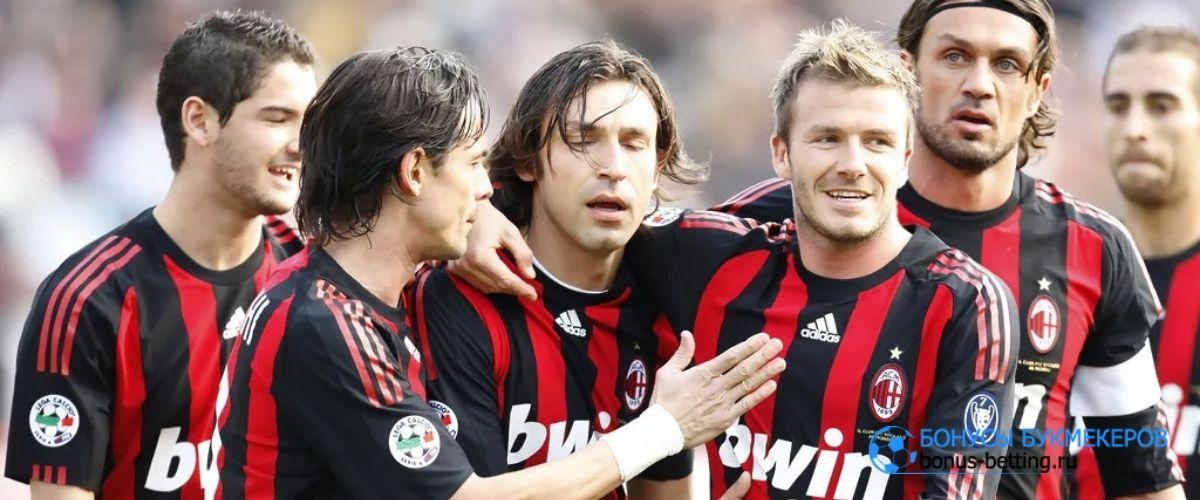 Милан вырвал победу