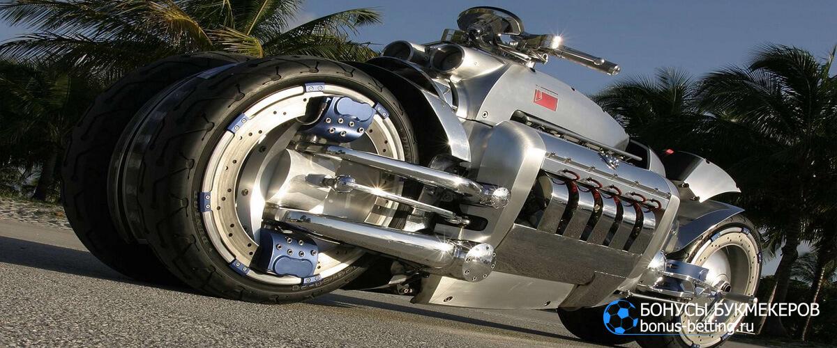 Tomhawk мотоцикл