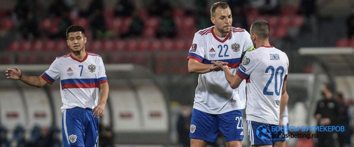 Россия жаждет победить Словению