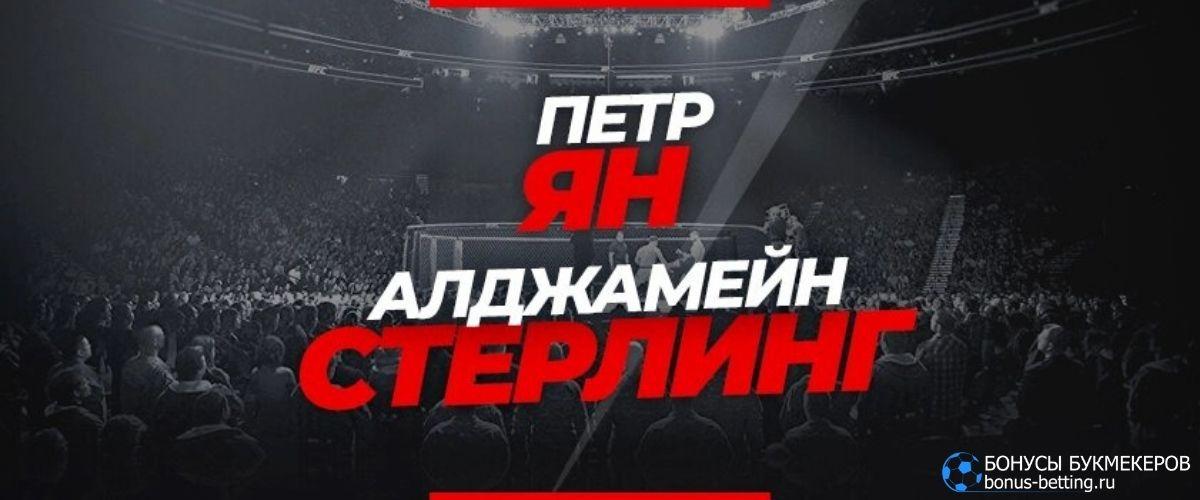 UFC 259 в Париматч: как участвовать