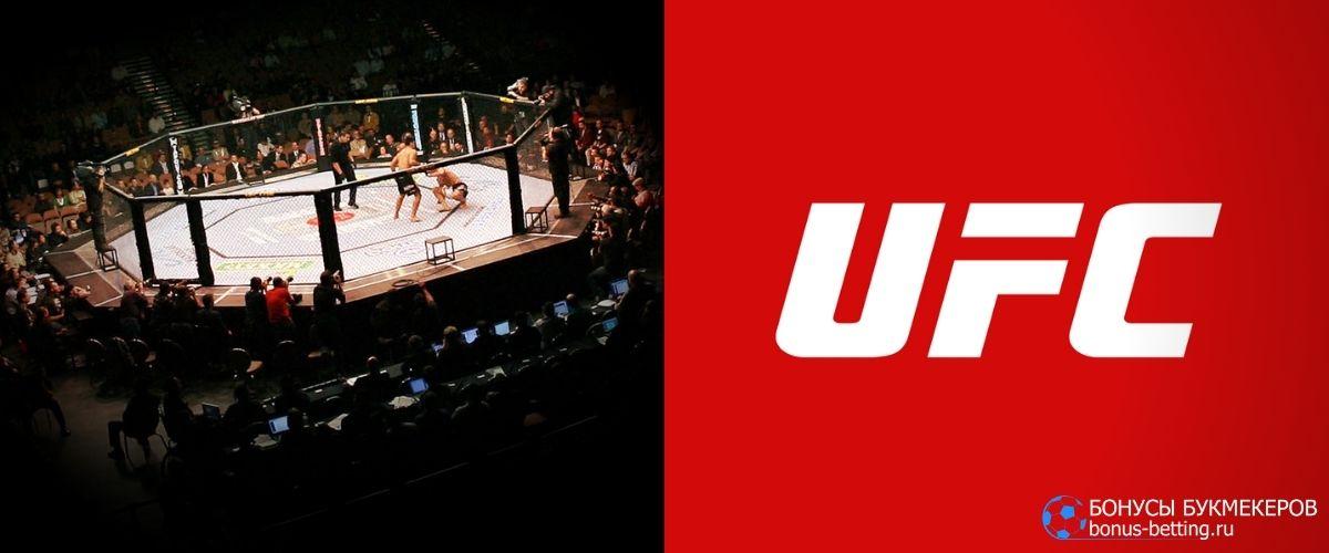 UFC 260: дата и время
