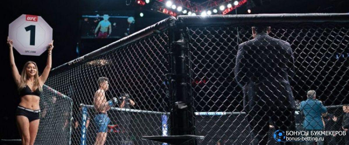 UFC 259: расписание