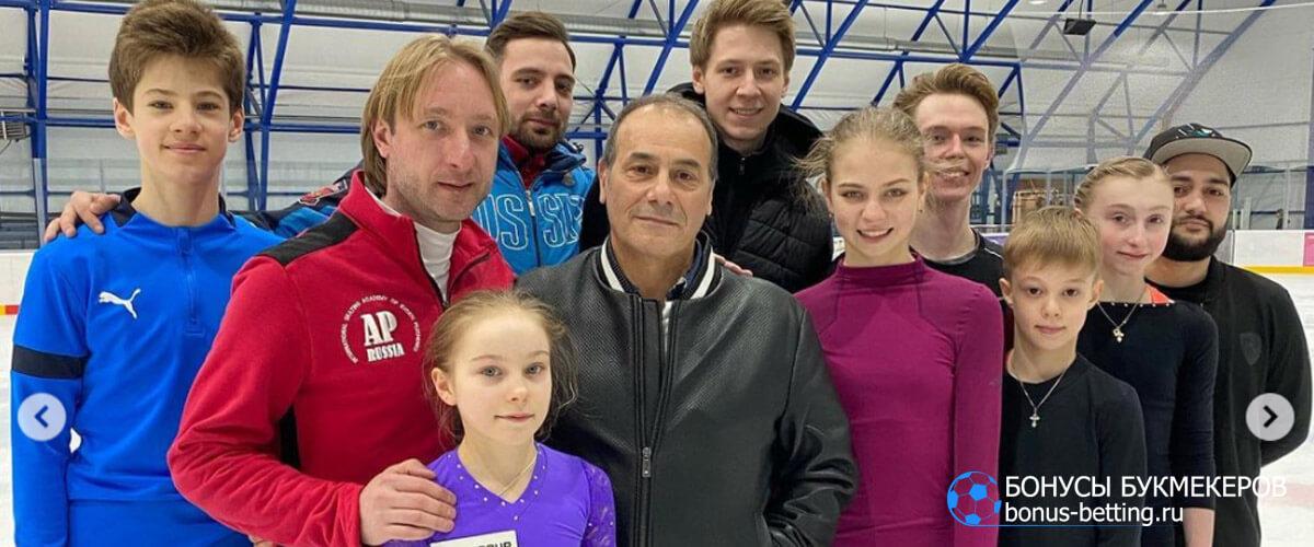Плющенко – Арутюнян и Трусова