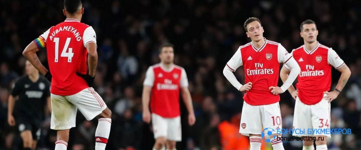 Арсенал извинился перед фанатами
