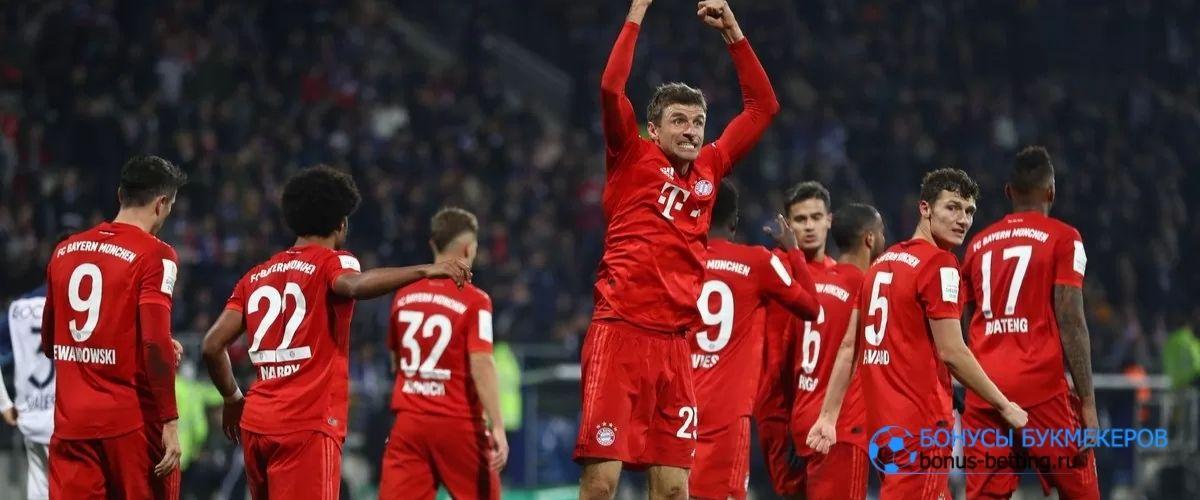 Бавария сыграет со сборной Германии