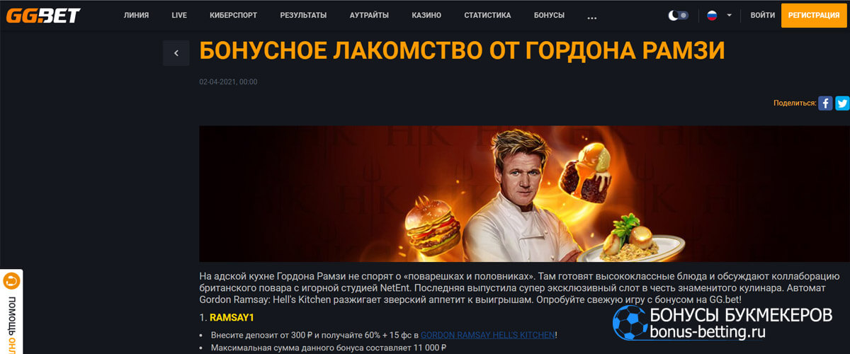 Gordon Ramsay: Hell's Kitchen