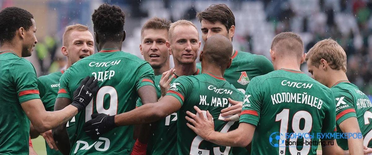 Локомотив вышел в полуфинал Кубка