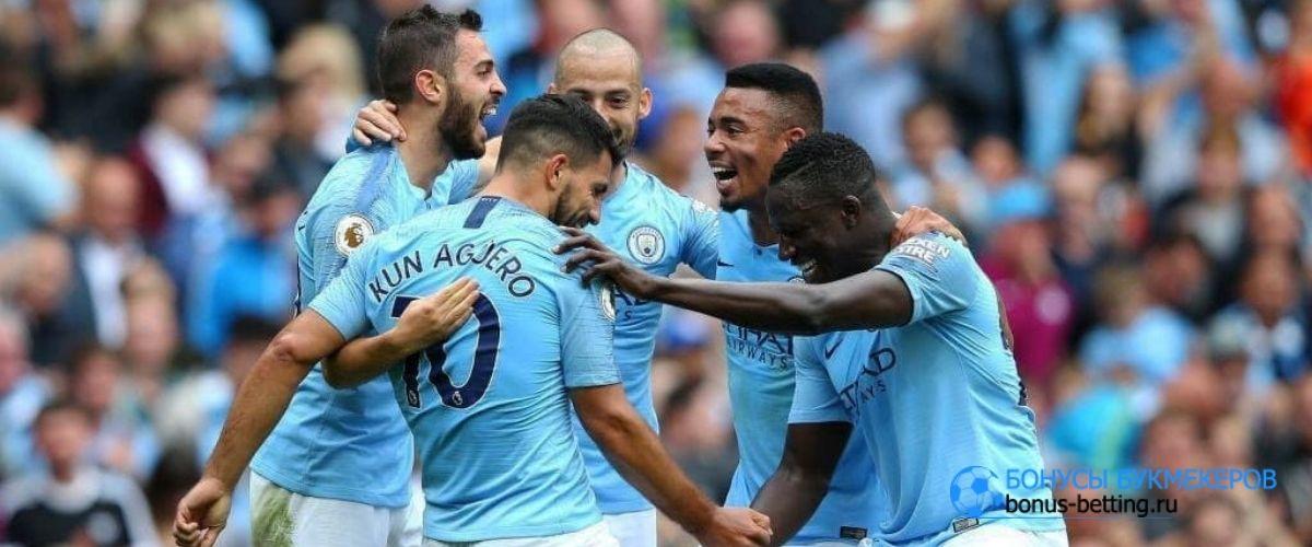 Манчестер Сити выиграл Кубок Лиги 4-й раз подряд