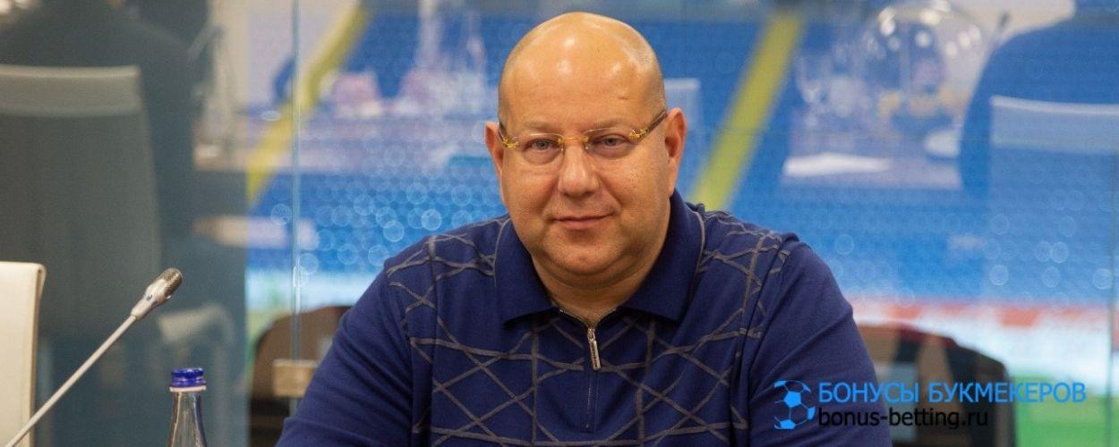 """Президент """"Ростова"""" заявил, что арбитры тормозят развитие футбола в стране"""