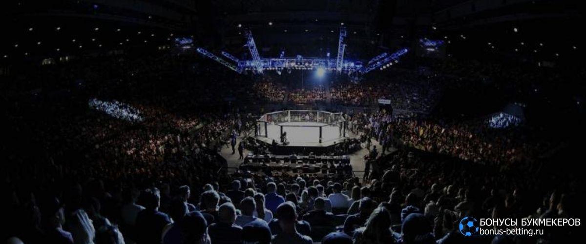 Кард UFC 262