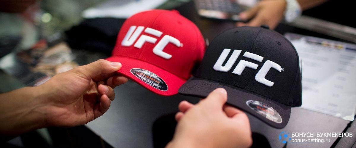 Основной кард UFC 262