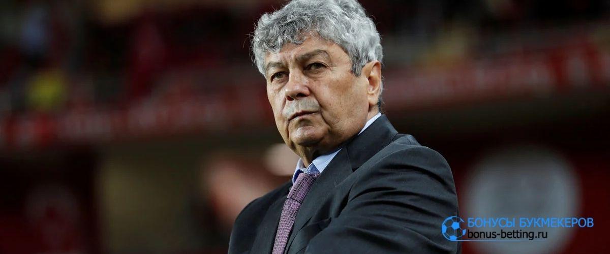 В киевском Динамо полностью доверяют Луческу