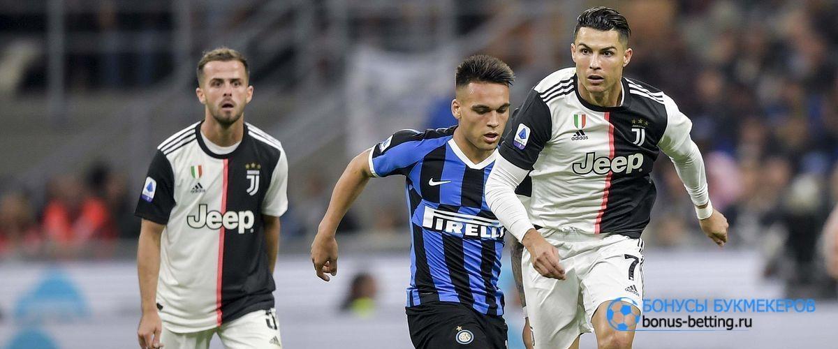 Ювентус, Интер и Милан могут исключить из Серии А