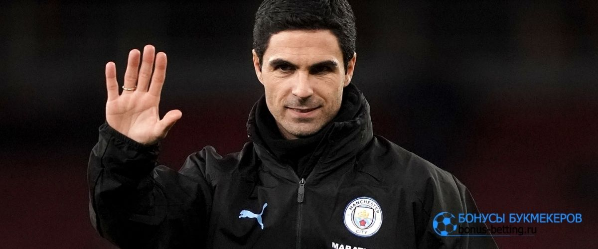 Артета покинет пост тренера Арсенала