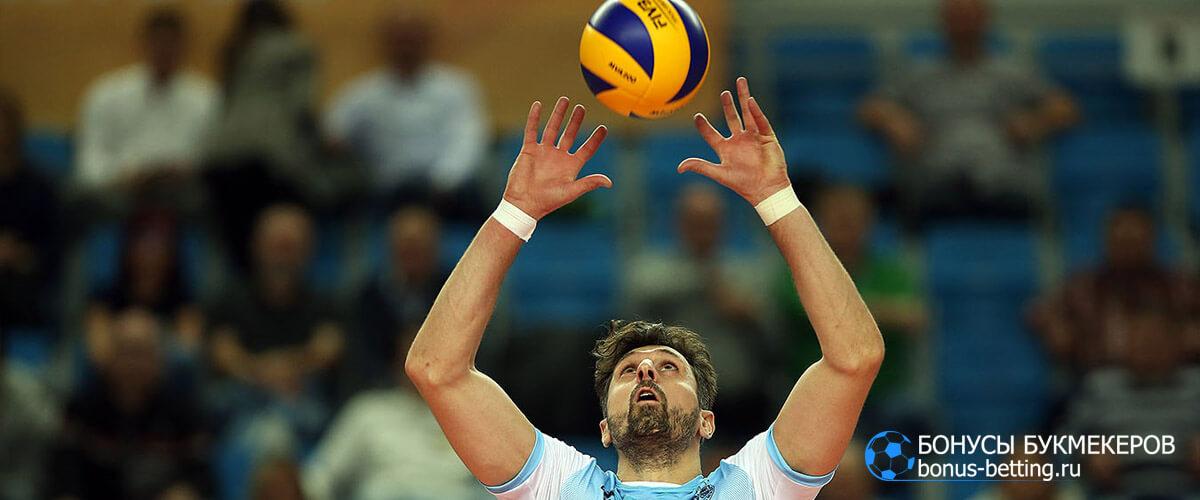 лига наций по волейболу среди мужчин 2021