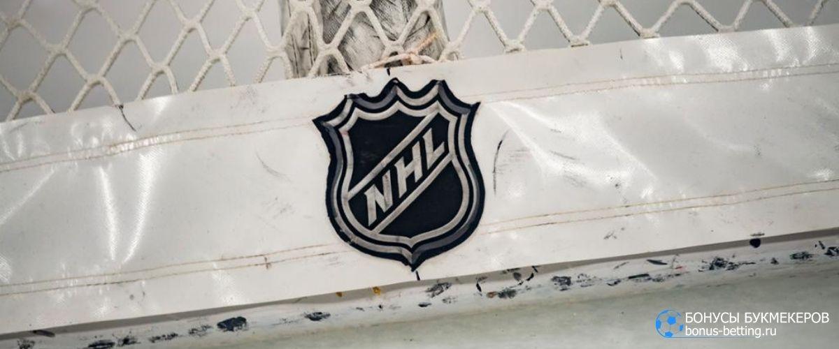 Формат НХЛ плей-офф 2021