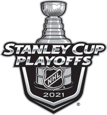 нхл плей-офф 2021 логотип