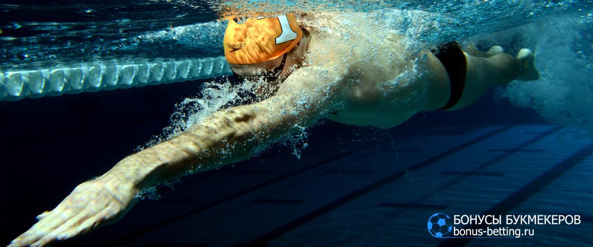 че по плаванию 2021