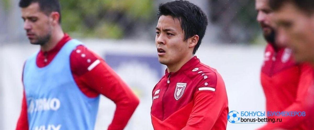 Полузащитник Рубина надеется, что клуб попадёт в еврокубки