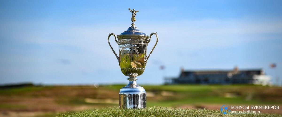 2021 US Open Championship дата