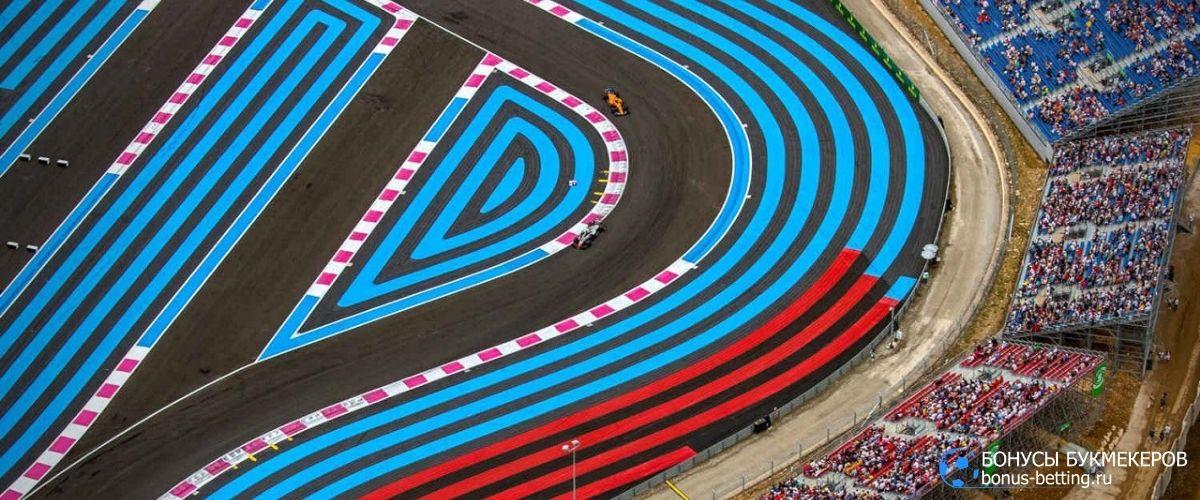Где смотреть Гран-при Франции 2021