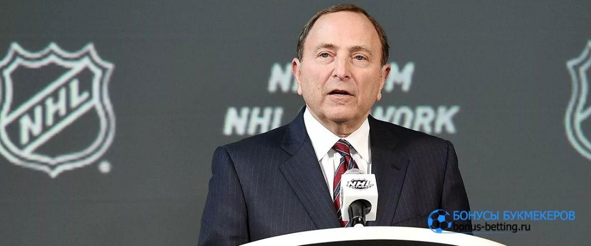 Комиссионер НХЛ считает судей турнира лучшими в мире