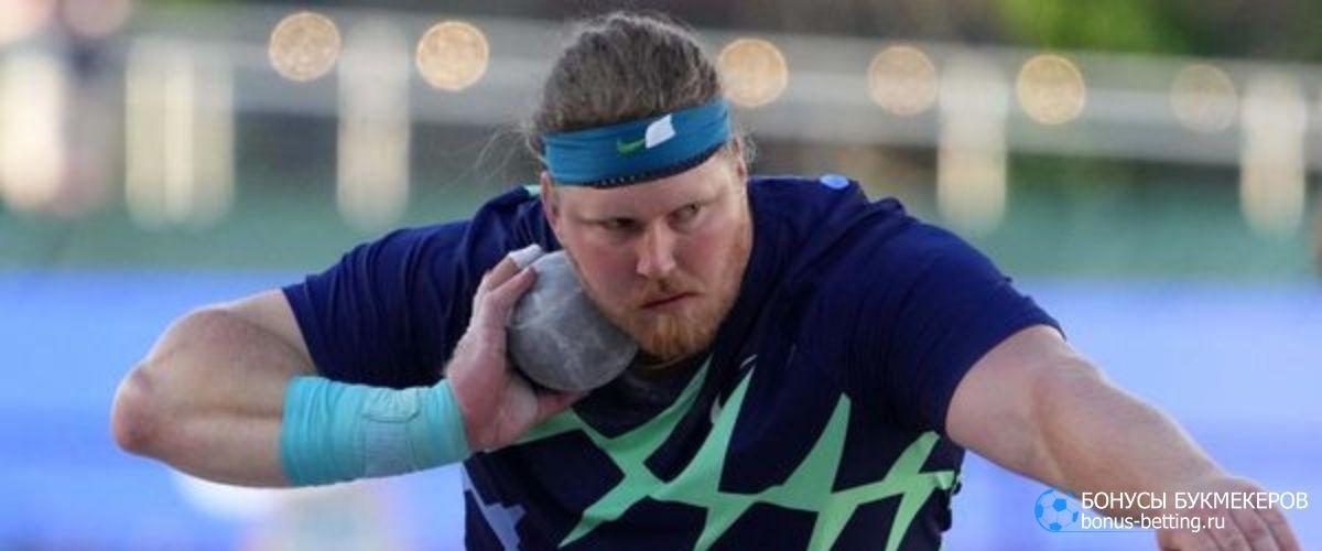 Краузер побил мировой рекорд: карьера атлета
