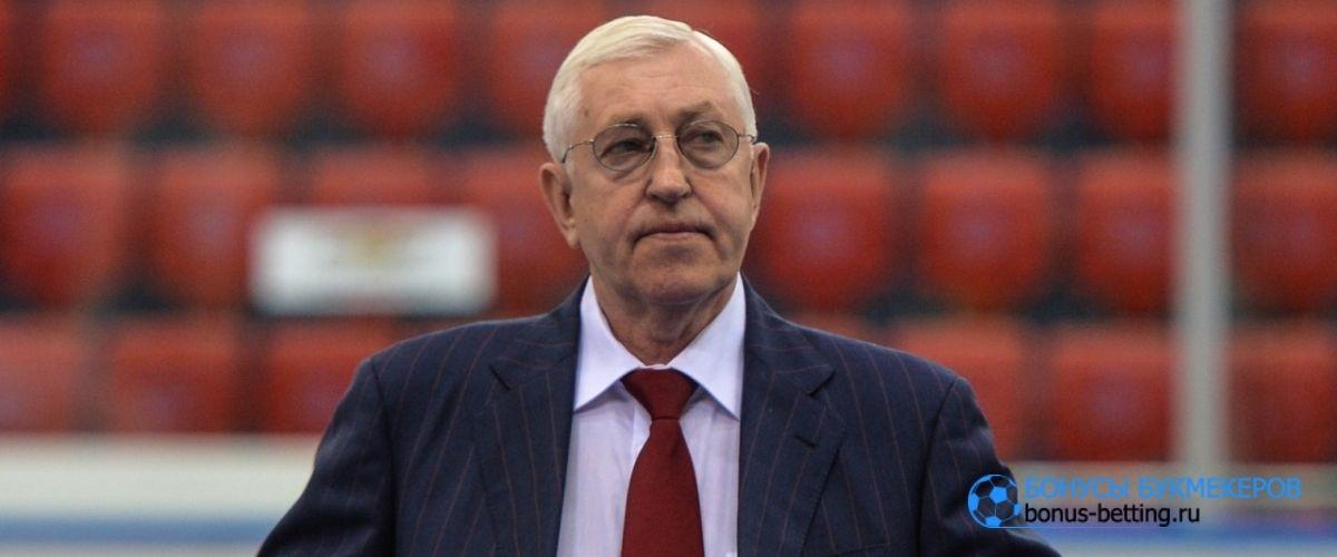 Михайлов раскритиковал федерацию и тренерский штаб после вылета сборной России по хоккею