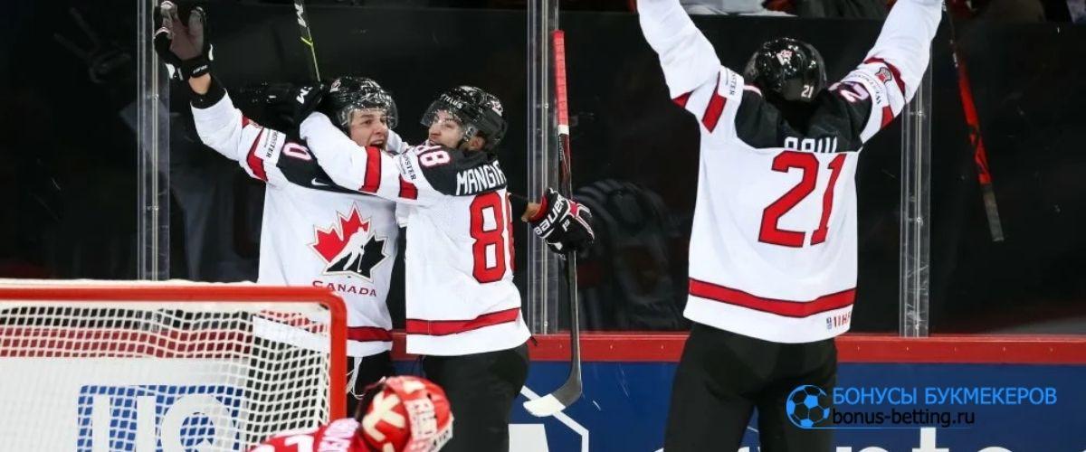 Розенбаум сравнил хоккейную сборную Канады с Угандой