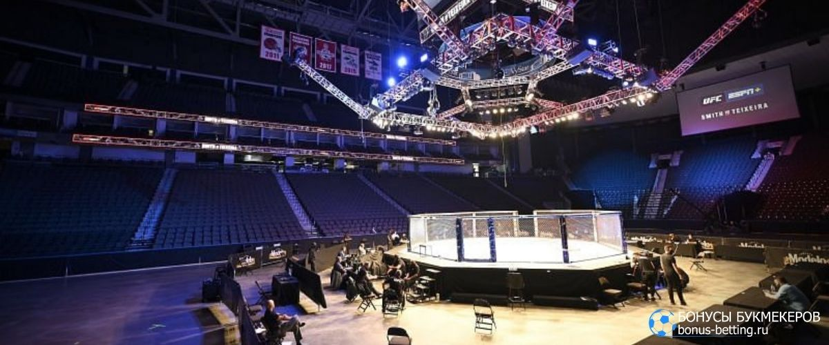 UFC 263: ставки